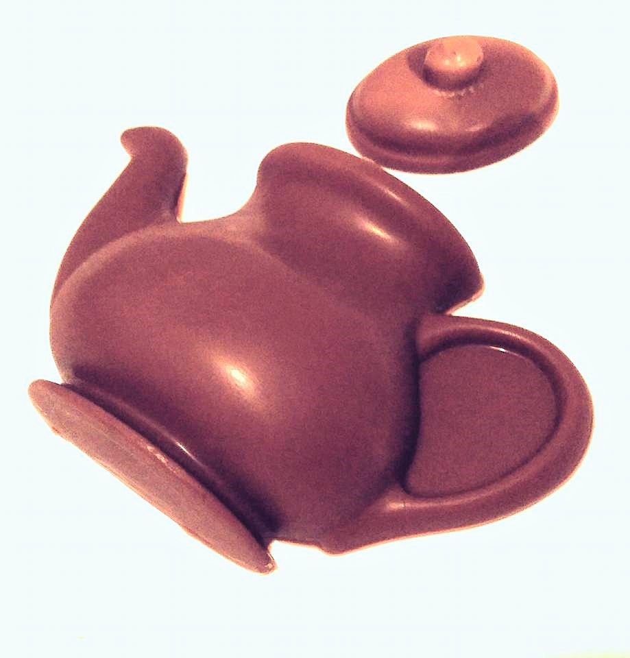 Chocolate Teapots